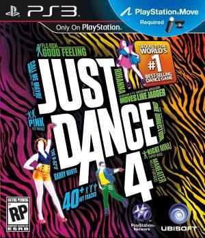Just Dance 4 Playstation 3 Original Usado  - Place Games