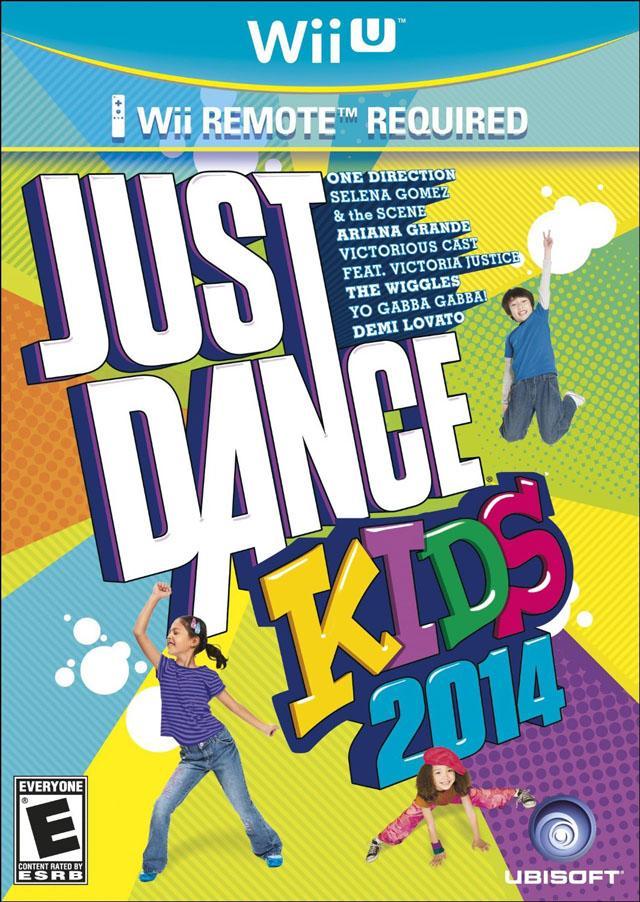 Just Dance Kids 2014 Nintendo Wii-U Original Lacrado  - Place Games