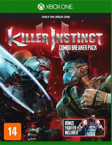 Killer Instinct Xbox One Original Usado  - Place Games