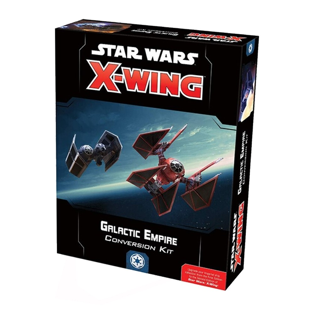 Kit de Conversão Galactic Empire X-Wing 2.0 Wave 2 Galapagos SWZ507  - Place Games