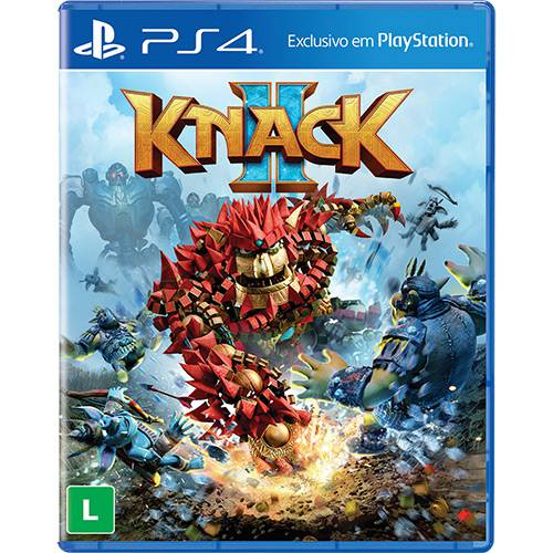 Knack 2 Playstation 4 Original Usado  - Place Games