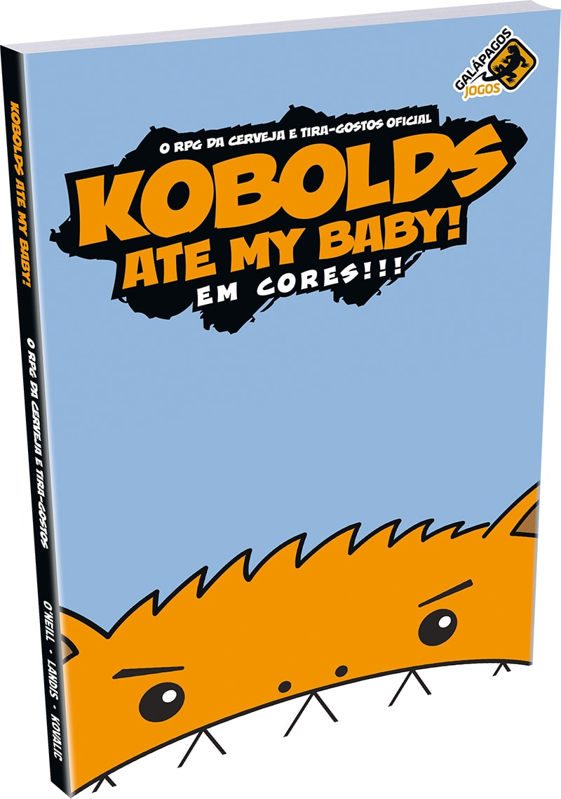 Kobolds Ate My Baby Galapagos KAB001  - Place Games