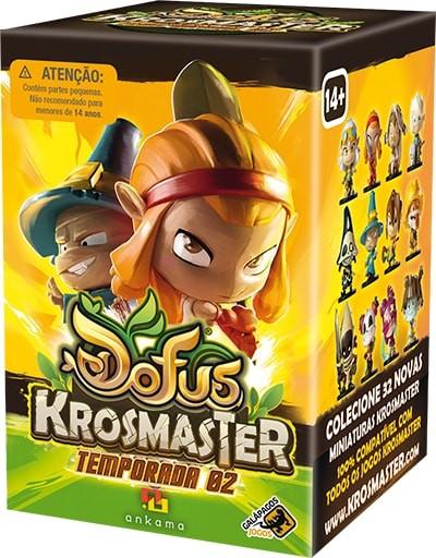Krosmaster Arena Dofus Miniatura Surpresa Temp. 2 Galapagos KRO004  - Place Games