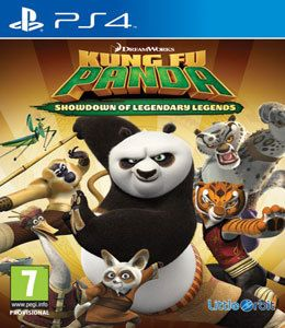 Kung Fu Panda Confronto de Lendas Playstation 4 Original Usado  - Place Games