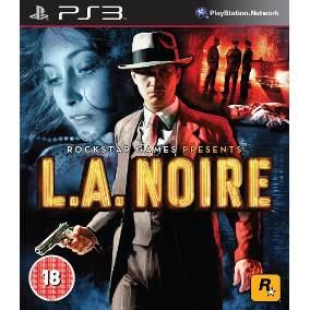 L.A. Noire Playstation 3 Original Usado  - Place Games