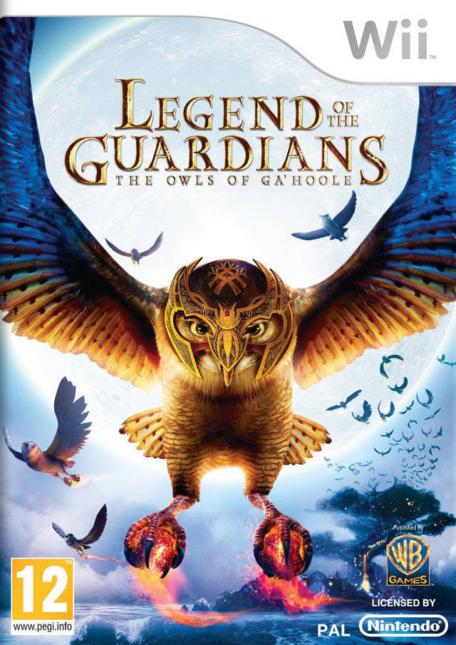 Legend of the Guardians - The Owls of Ga