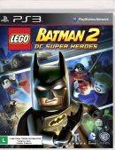 Lego Batman 2 Dc Super Heroes Playstation 3 Original Lacrado  - Place Games