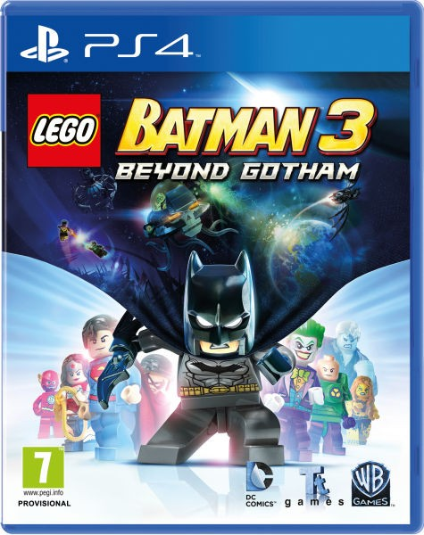 Lego Batman 3 - Beyond Gotham Playstation 4 Original Usado  - Place Games