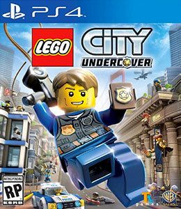 Lego City Undercover Playstation 4 Original Usado  - Place Games