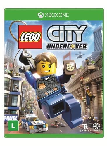 Lego City Undercover Xbox One Original Lacrado  - Place Games