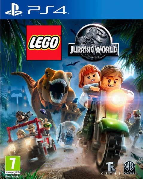Lego Jurassic World Playstation 4 Original Usado  - Place Games