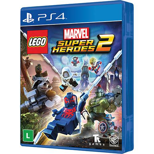 Lego Marvel Super Heroes 2 PS4 Original Lacrado  - Place Games