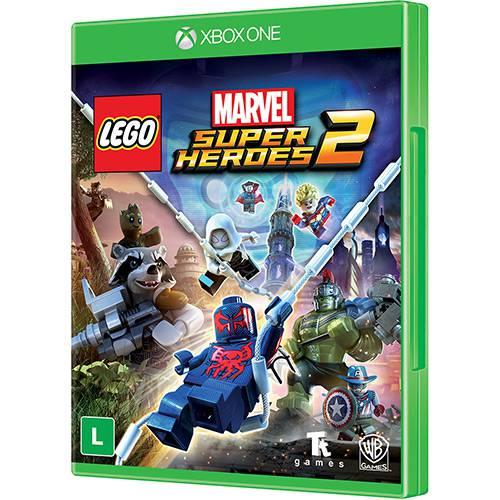 Lego Marvel Super Heroes 2 Xbox One Original Usado  - Place Games