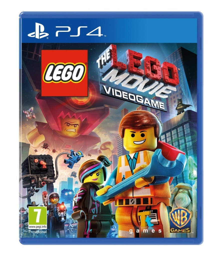 Lego Movie - The Videogame Playstation 4 Original Usado  - Place Games