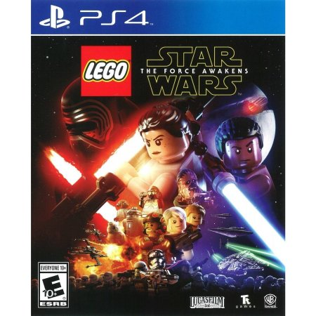 Lego Star Wars The Force Awekening Playstation 4 Original Usado  - Place Games