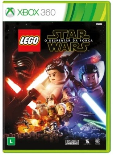 Lego Star Wars The Force Awekening Xbox 360 Original Lacrado  - Place Games