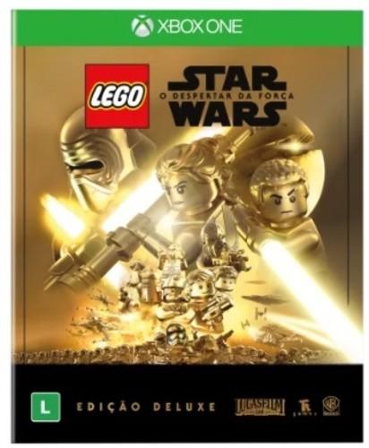 Lego Star Wars The Force Awekening Xbox One Original Lacrado  - Place Games