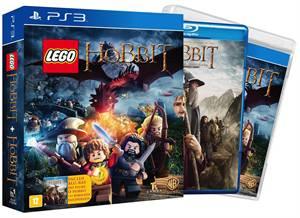 Lego The Hobbit Edição especial com filme Playstation 3 Original Lacrado  - Place Games