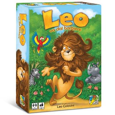 Leo Vai ao Barbeiro Jogo de Tabuleiro Devir BGLEO  - Place Games