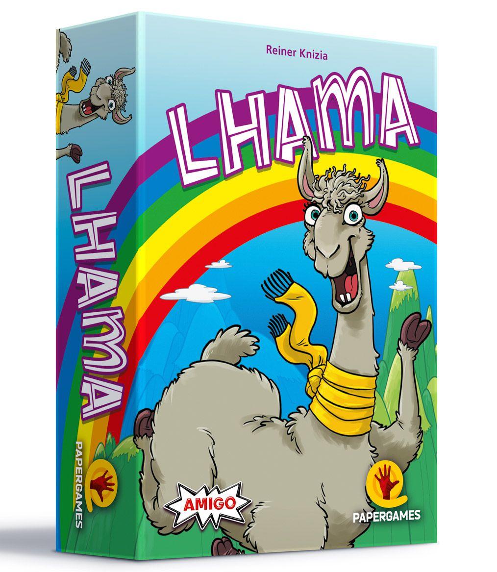 Lhama Jogo de Cartas PaperGames J035  - Place Games