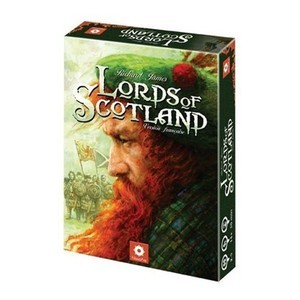 Lords of Scotland Jogo de Cartas Conclave   - Place Games