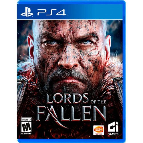 Lords of the Fallen Playstation 4 Original Midia Fisica Usado  - Place Games