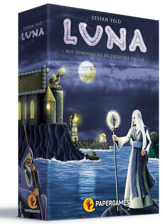 Luna Jogo de Tabuleiro PaperGames J012  - Place Games
