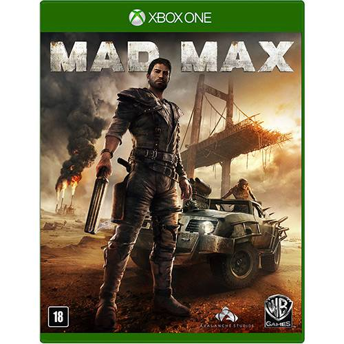 Mad Max Xbox One Original Usado  - Place Games