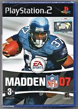 Madden 07 PS2 Original Usado PAL  - Place Games