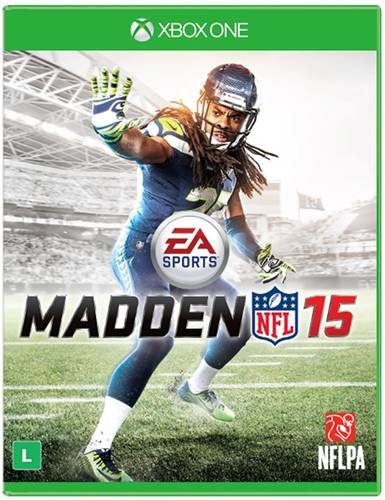 Madden NFL 15 Xbox One Original Usado  - Place Games