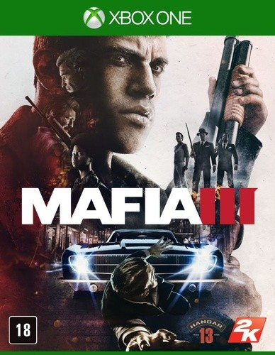 Mafia III Xbox One Original Usado  - Place Games