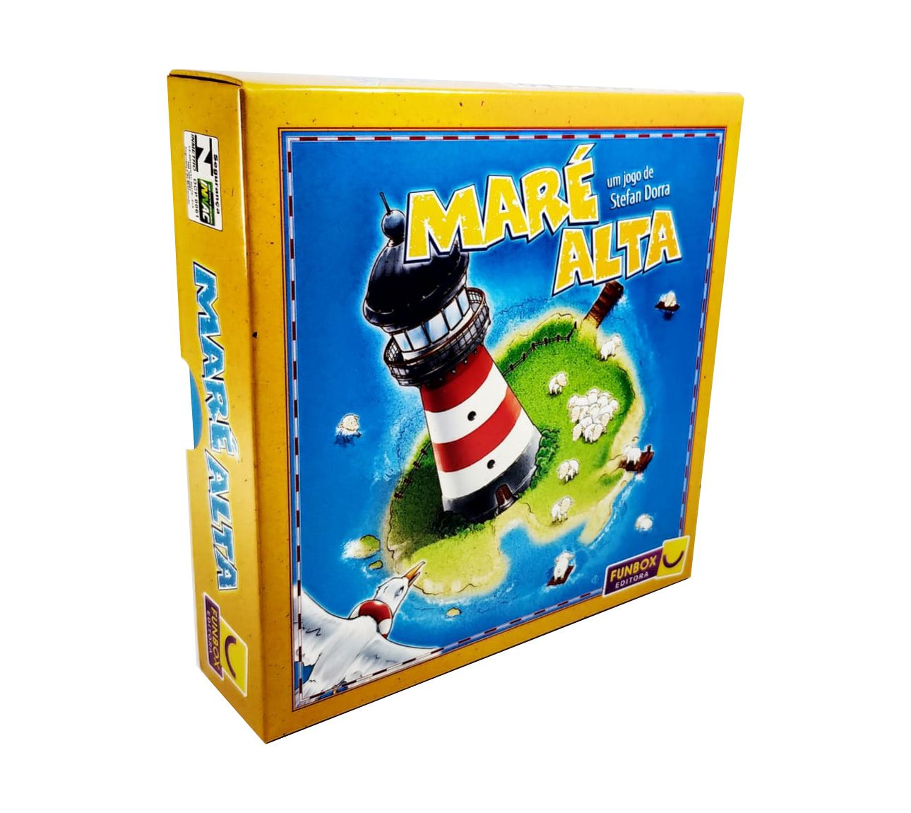 Maré Alta Turn the Tide Jogo de Cartas Funbox FUN003  - Place Games