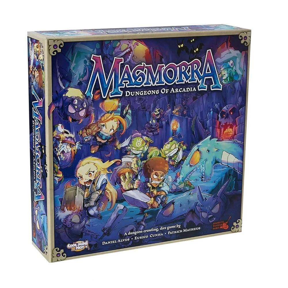 Masmorra Dungeons of Arcadia Jogo de Tabuleiro Conclave  - Place Games
