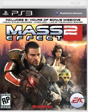 Mass Effect 2 Playstation 3 Original Usado  - Place Games