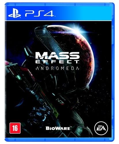 Mass Effect Andromeda Playstation 4 Original Lacrado  - Place Games