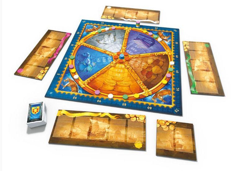 Medici Jogo de Tabuleiro PaperGames J020  - Place Games