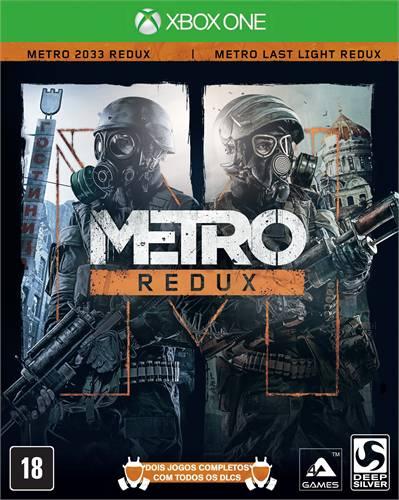 Metro Redux Xbox One Original Usado  - Place Games