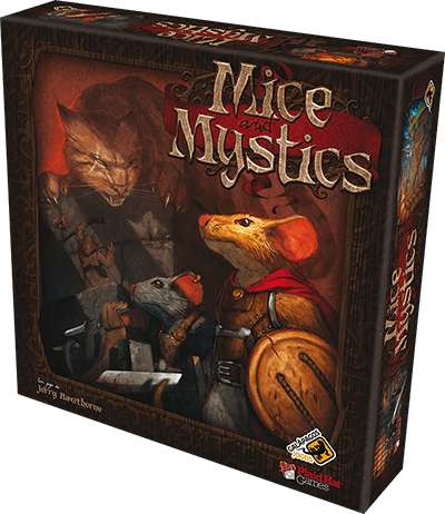 Mice and Mystics Galapagos MAM001  - Place Games