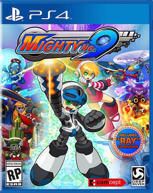 Mighty N. 9 Playstation 4 Original Usado  - Place Games