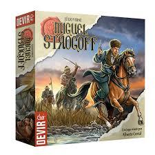Miguel Strogoff Jogo de Tabuleiro Devir BGSTROGPT  - Place Games