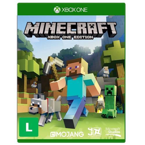 Minecraft  Xbox One Original Usado  - Place Games