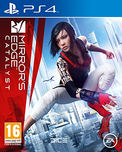 Mirrors Edge Catalyst Playstation 4 Original Lacrado  - Place Games