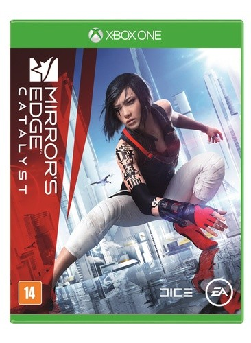 Mirrors Edge Catalyst Xbox One Original Usado  - Place Games