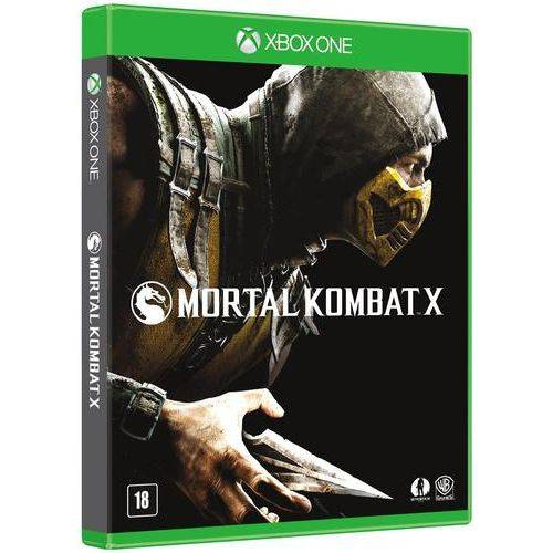 Mortal Kombat X XBOX ONE Usado  - Place Games