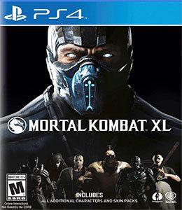 Mortal Kombat XL Playstation 4 Usado  - Place Games