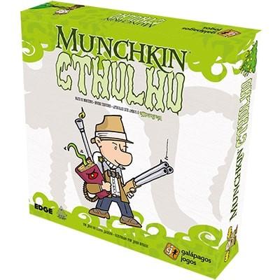 Munchkin Cthulhu Jogo de Cartas Galapagos MUC001  - Place Games