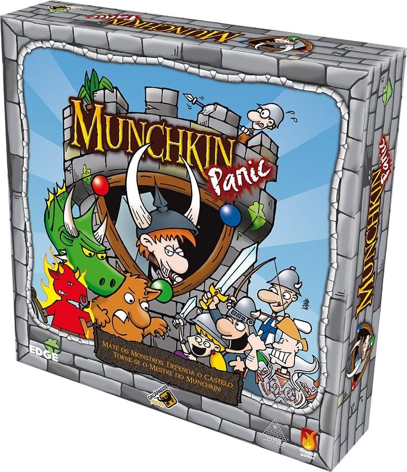 Munchkin Panic Galapagos MUP001  - Place Games