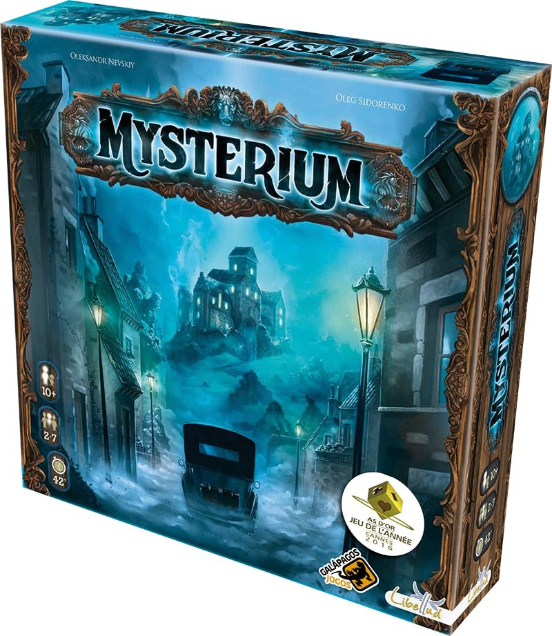 Mysterium Galapagos MYS001  - Place Games