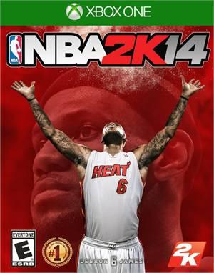 NBA 2K14 Xbox One Original Usado  - Place Games