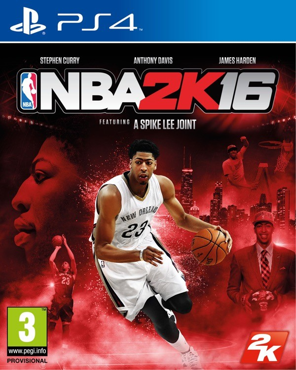 NBA 2k16 Playstation 4 Original Usado  - Place Games